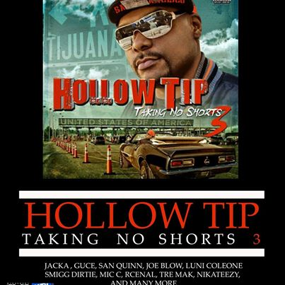 Visuals: Hollow Tip – Blockstar